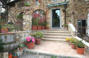 Holiday accommodation in Chianti