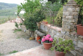 Holiday accommodation in Tuscany