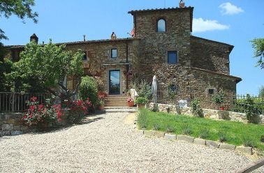 Vacation home in Chianti