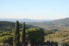 Holiday apartment in Chianti