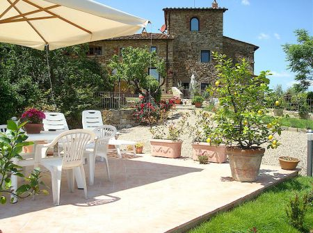 Holiday home to rent in Chianti