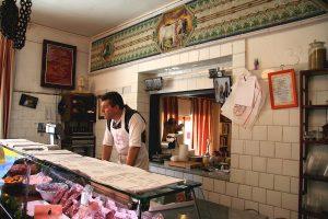Dario Cecchini the famous Panzano butcher