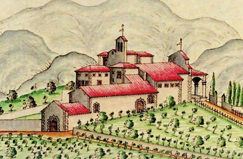 History of Panzano in Chianti