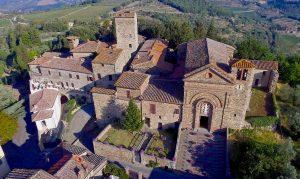 Panzano Castle