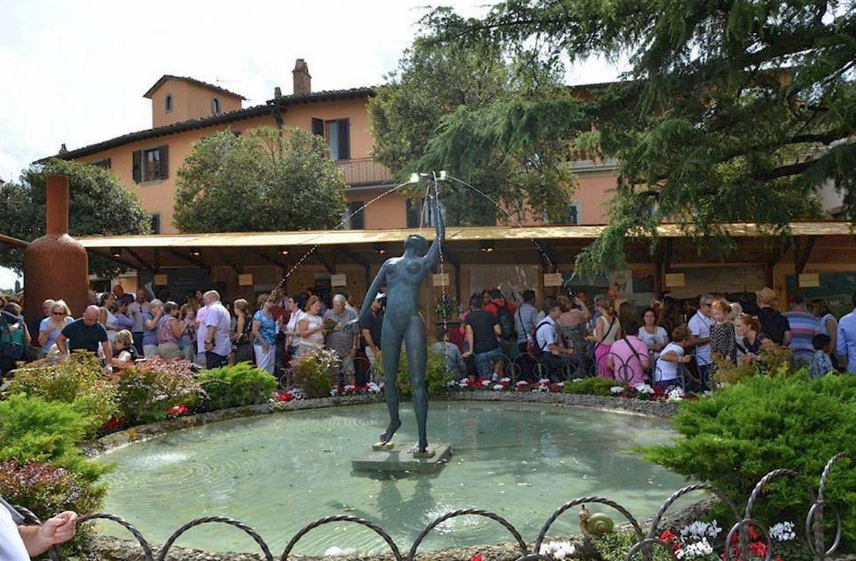 Vino al Vino wine festival at Panzano