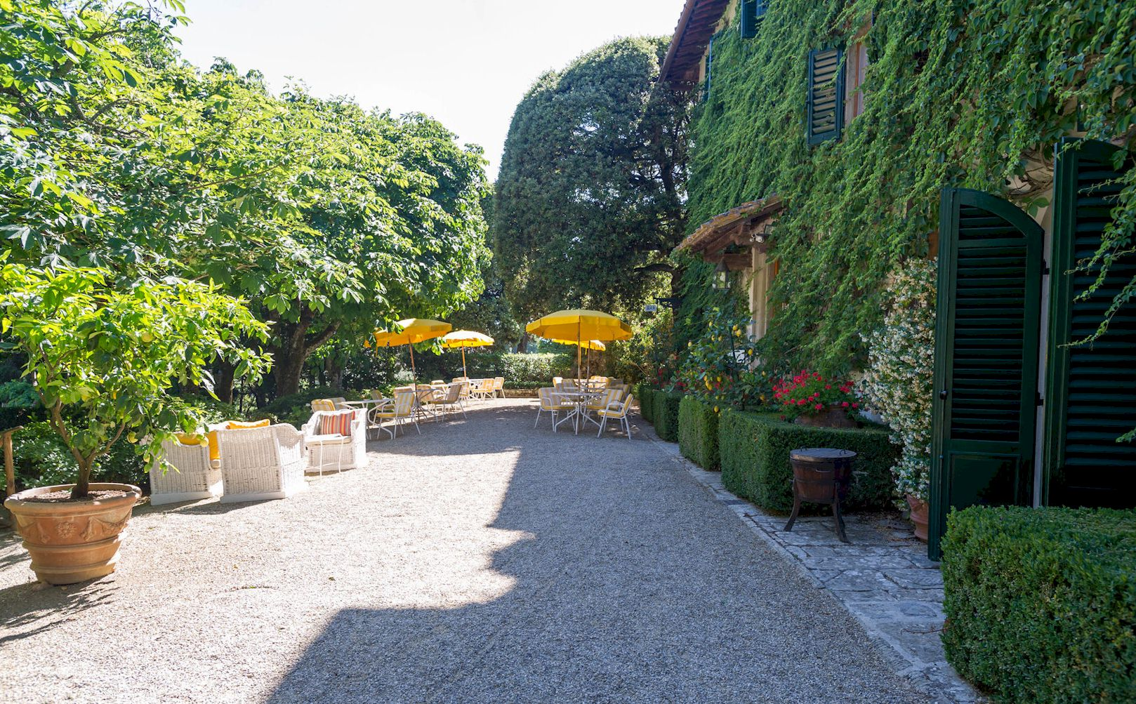 Hotel Villa Le Barone Panzano in Chianti