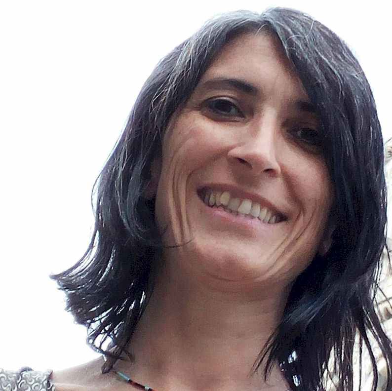 Lorella Federico Italian teacher in Tuscany