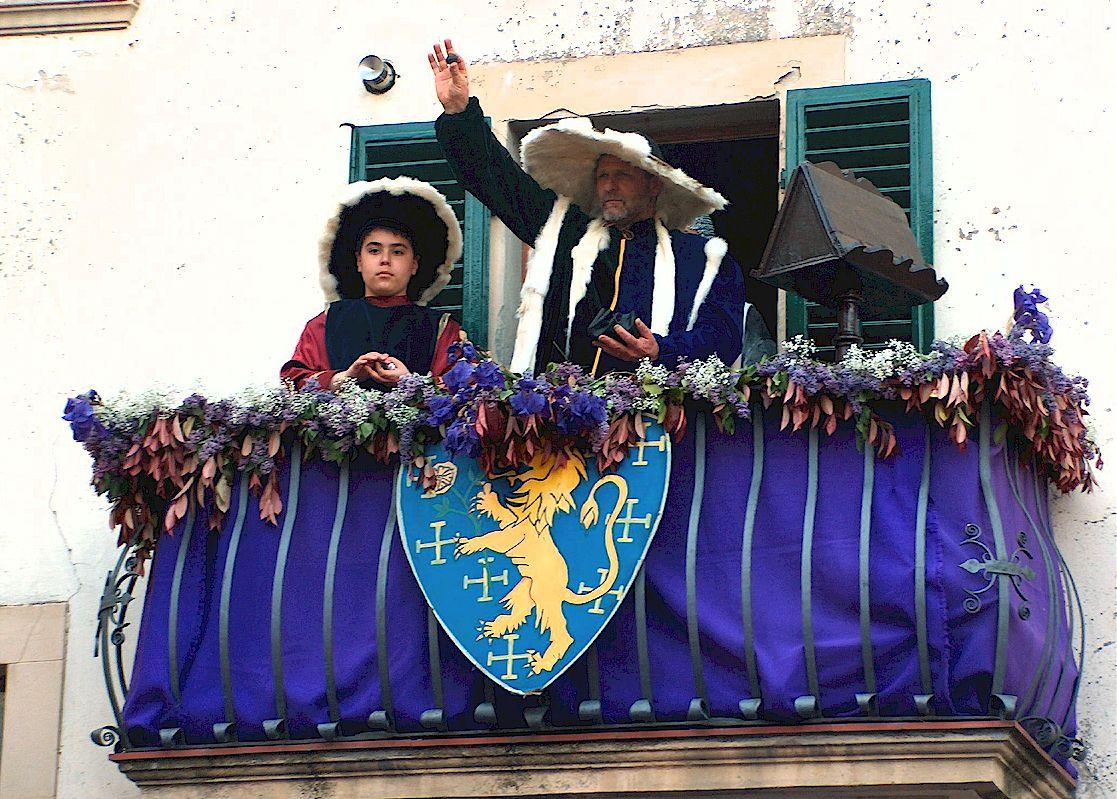Festa della Stagion Buona at Panzano