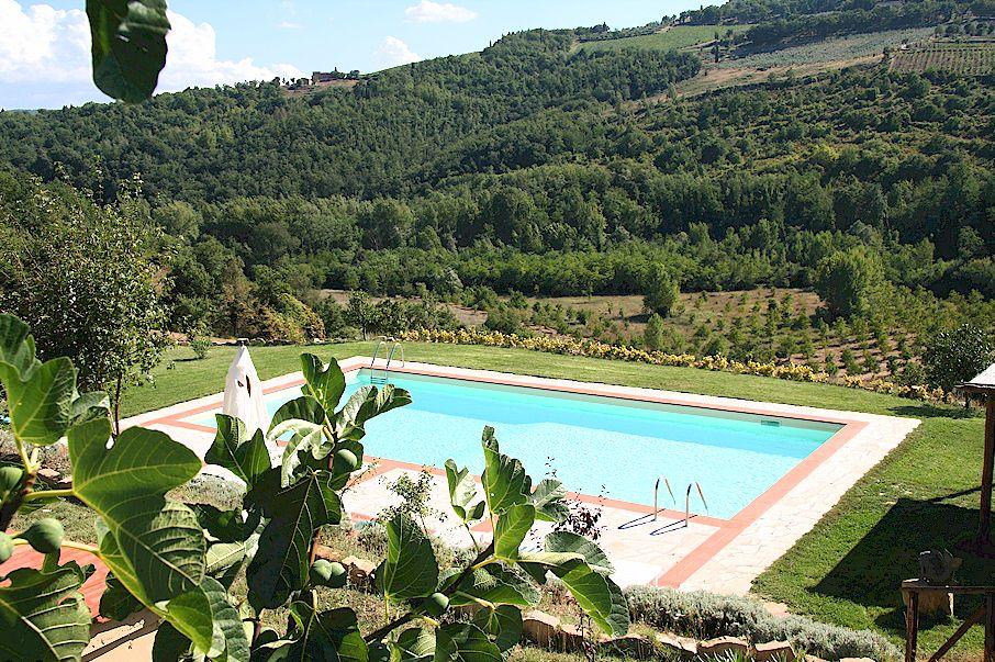 Summer in Panzano in Chianti