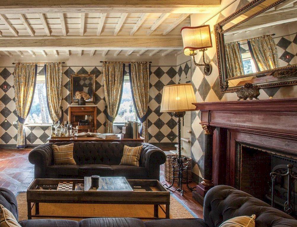 Villa Bordoni luxury country hotel in Tuscany