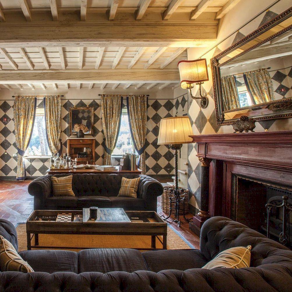 Villa Bordoni lounge