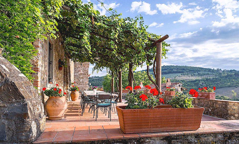 Villa Felceto Panzano in Chianti