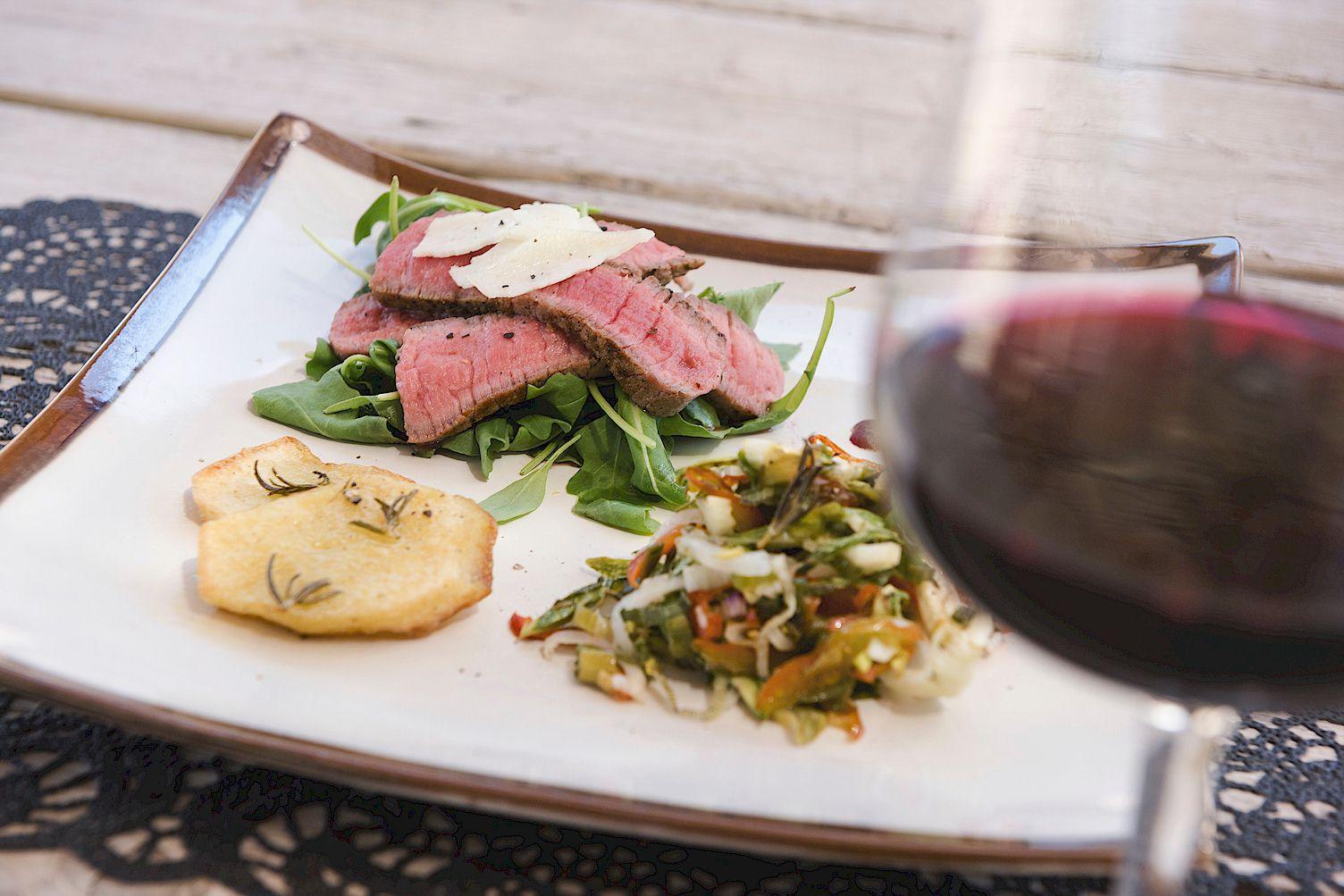 Vitigliano Relais & Spa fine dining