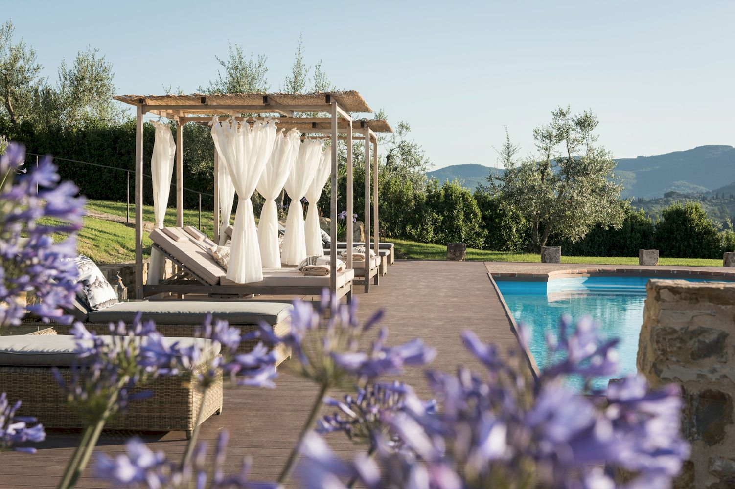 Vitigliano Relais & Spa luxury vacation villa