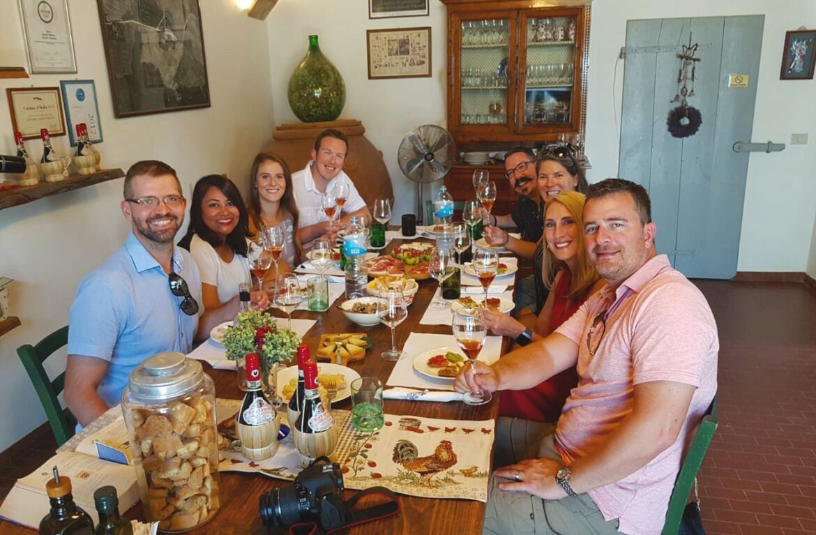 Recommended Tuscany minibus driver-guides