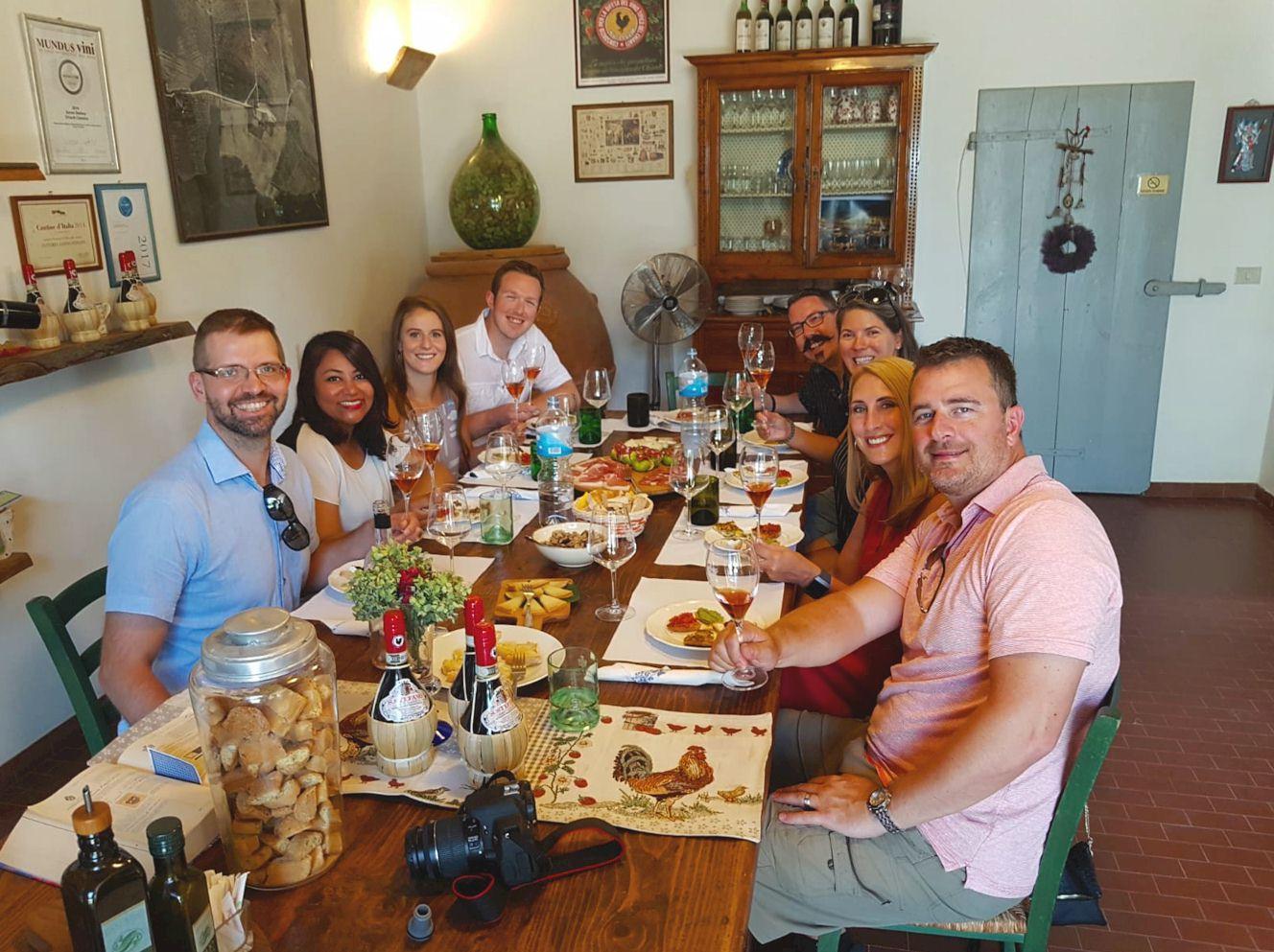 Angela Saltafuori's Tuscany Wine Tours