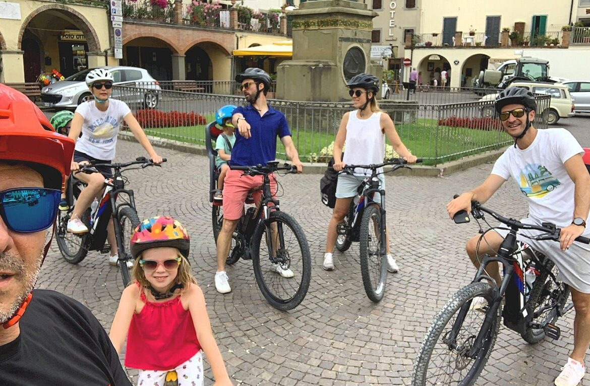 eBike Rentals and Tours in Chianti
