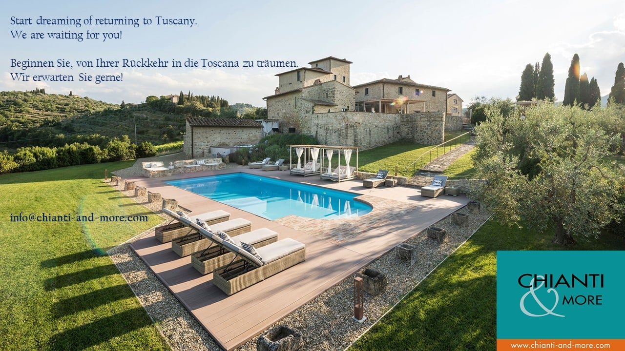 Vacation rental agency in Chianti