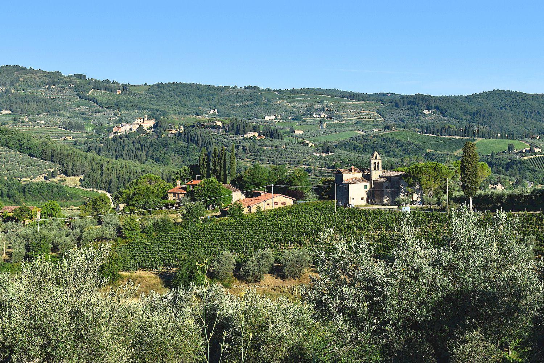 Agriturismo Il Santo Chianti vacation accommodations