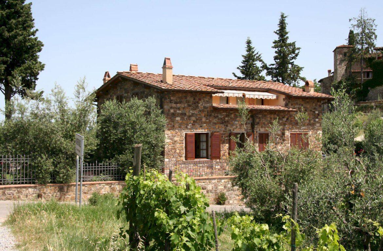 Vacation rentals near Panzano in Chianti