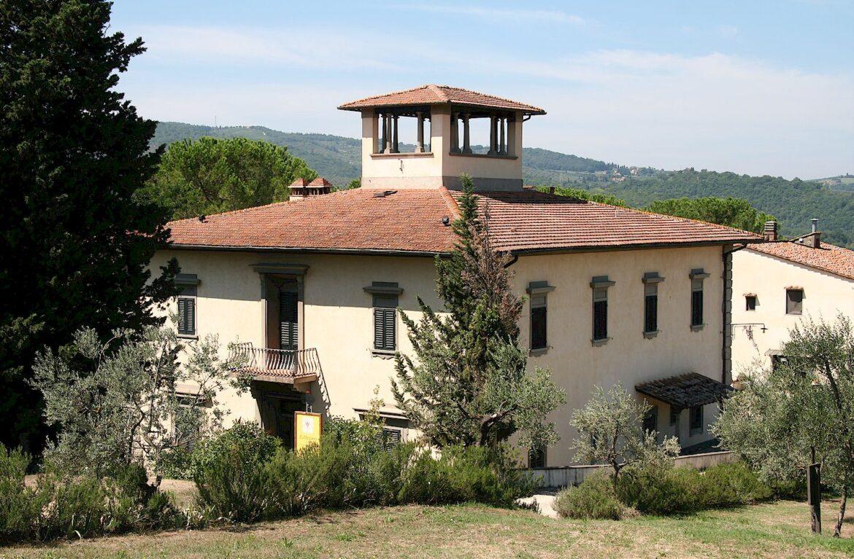 Bed & Breakfast vacation rooms near Panzano in Chianti, Tuscany
