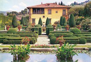 Gardens of Villa Gamberaia